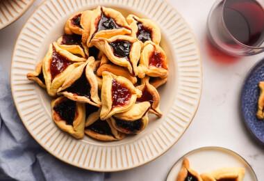 Készítsd el velünk a hámántáskát, a purim különleges lekváros süteményét