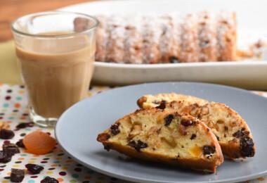 9 fincsi, aszalt gyümölccsel teleszórt édesség reggel, délben és este
