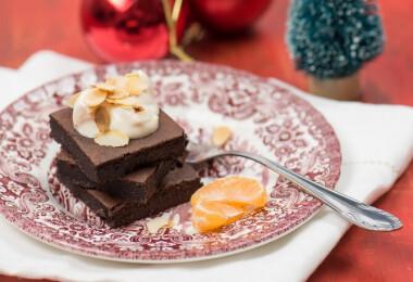 6 mennyei cukormentes brownie, amit el kell készítened