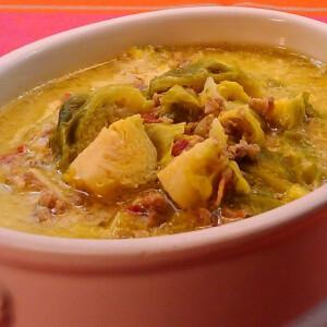 10 ízletes (zöldség)leves roppanós kelbimbóval