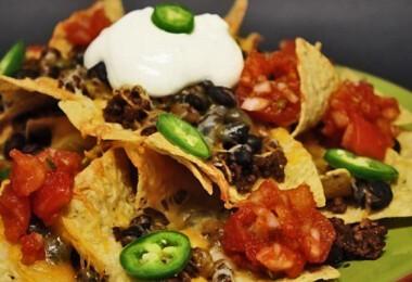Az új kedvenc, a nachos