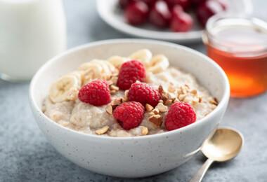 Így készítsd el a zabkásádat, hogy a diétádba is beleférjen