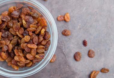 A mazsola tagadhatatlan előnyei – elmondjuk, miért edd