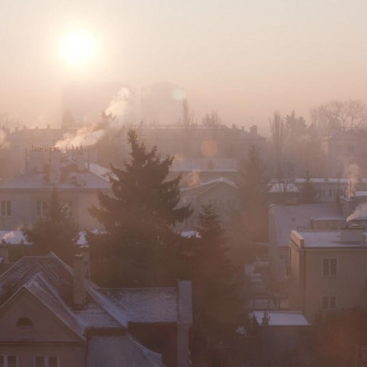 Szmogriadó! 5 tipp, hogy maradj egészséges a szennyezett levegőben