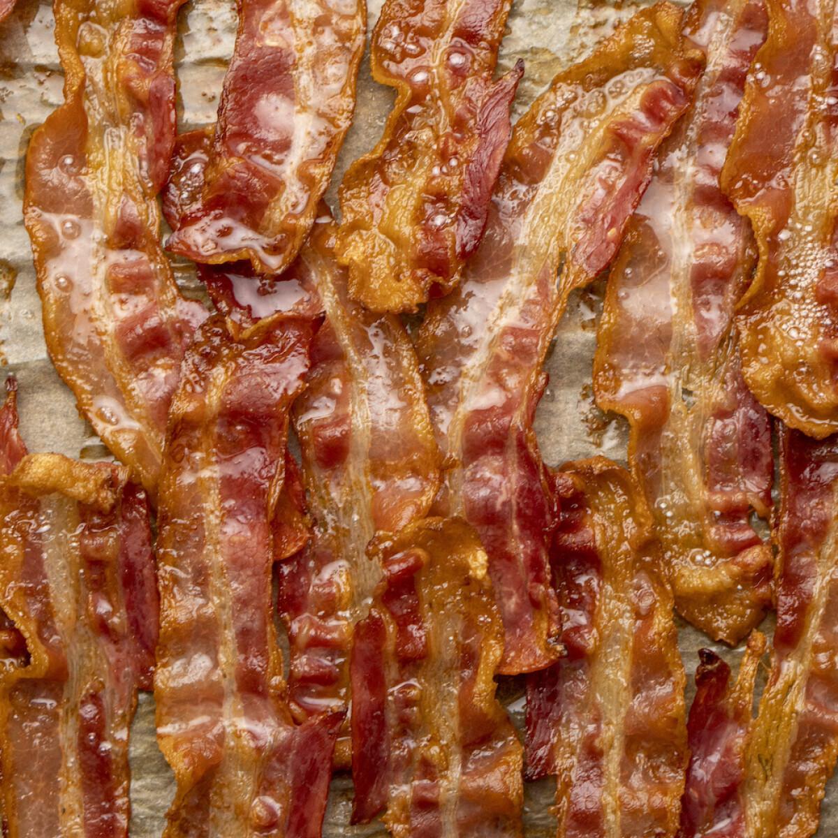 Prémium baconöket kóstoltunk, ezek a fogások készültek nálunk