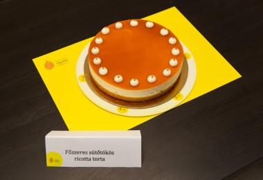Egy igazi őszi-téli finomság lett Magyarország Cukormentes Tortája