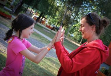 Bátor Tábor: gyógyító élmények