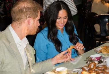 Egy étterem megalkotta a megxit menüt Meghan és Harry távozására