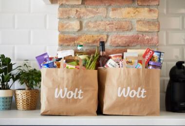A kiskereskedők számára is megoldást nyújt a Wolt azonnali házhozszállítása