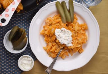 Mit főzzek ma? Lencseleves, krumplis tészta és házi puding a menü