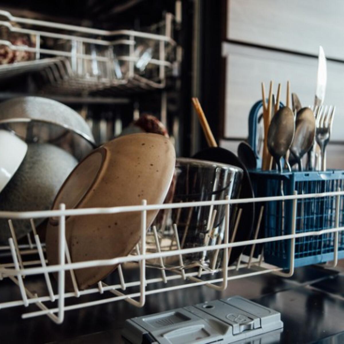 7 jel, hogy haldoklik a mosogatógéped