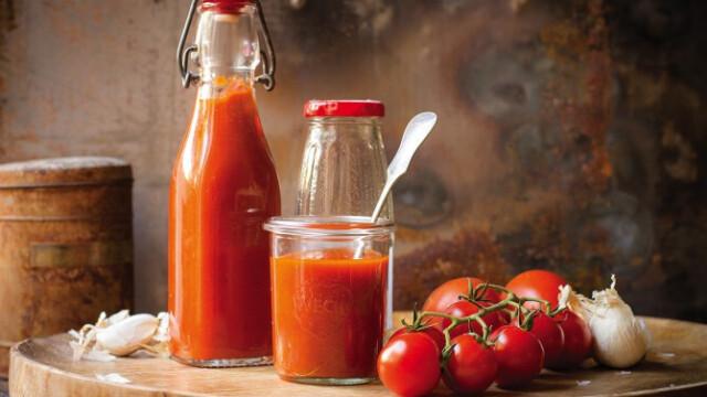 A prosztata ketchup segítségével