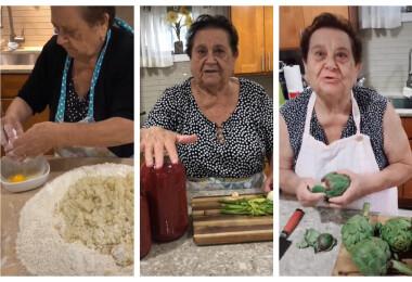 Ez a nagymama egy perc alatt készíti el a legjobb olasz ételeket – Te is tanulhatsz tőle!