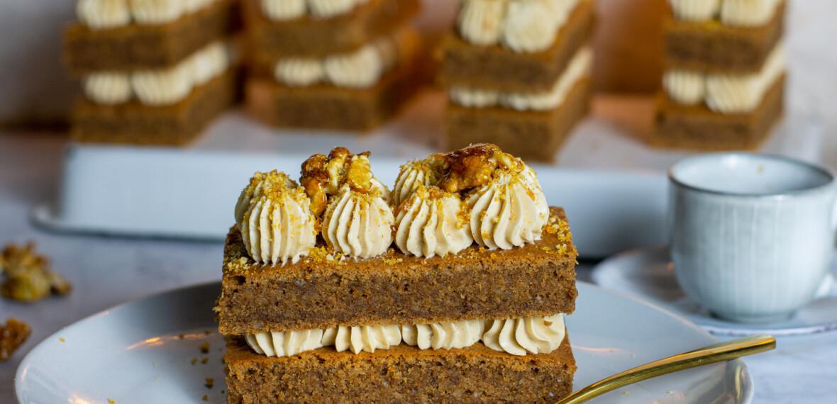 CUKORSOKK: megúszós receptből olyan kávés süti, amitől eldobja az agyát az ünnepi vendségsereg