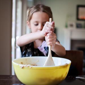 Hogyan süssünk, főzzünk együtt a gyerekkel?