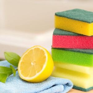 9 trükk mosogatószivaccsal, mert nem csak mosogatásra lehet ám használni