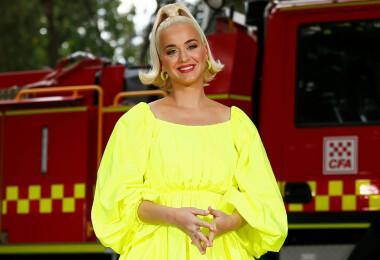 Katy Perry konyhája elképesztően egyedi – Még kandalló is van benne!