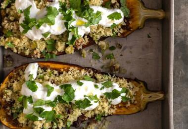 Az egyik legkedveltebb zöldség: így használd a PADLIZSÁNT húsmentes ételekben