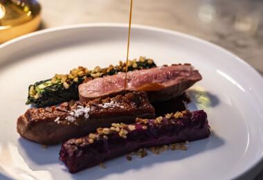 Nemzetközileg elismert séfek pazar fogásai a Felix Kitchen&Bar őszi étlapján