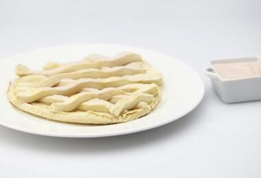 Almás pite málnahabbal Botondtól