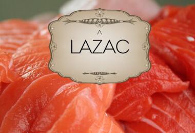 Lazac - a természetes omega-3 zsírforrás