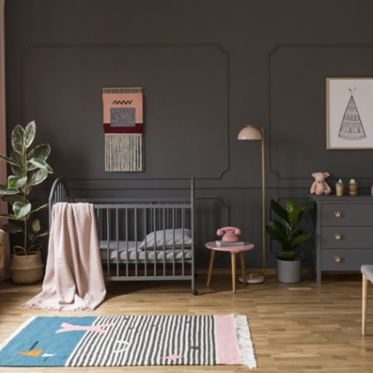 Így válaszd ki a gyereked szobájának színét – ha neki is és magadnak is jót akarsz