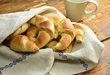 7 pihe-puha péksütemény, amiből a másnapi reggeli is készülhet
