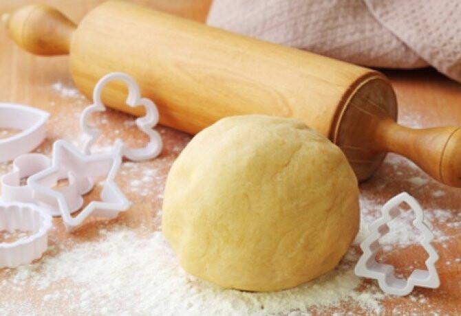 Ezen a képen: Omlós tészta