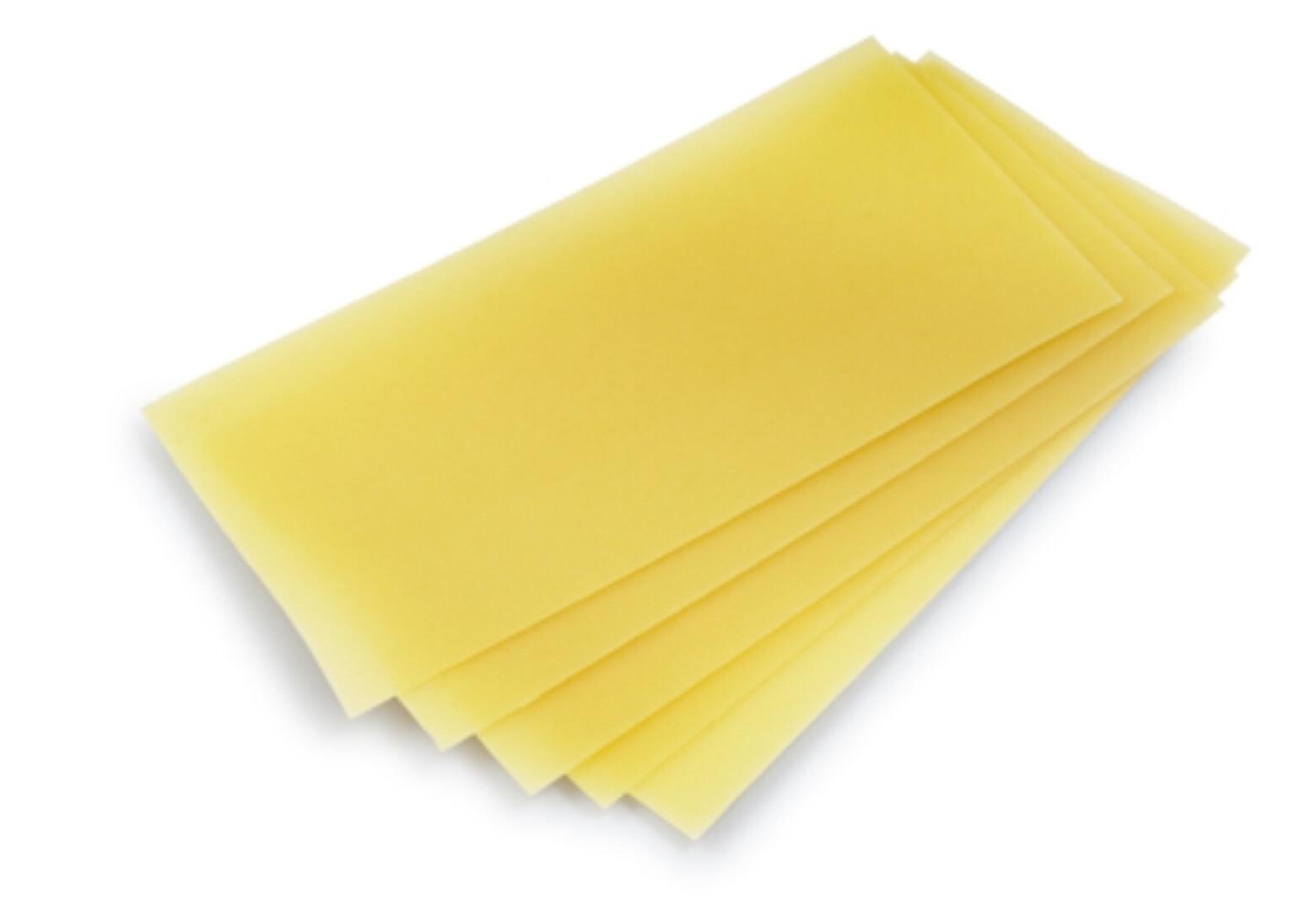 Lasagne tészta