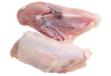Csirkemell (csontos)