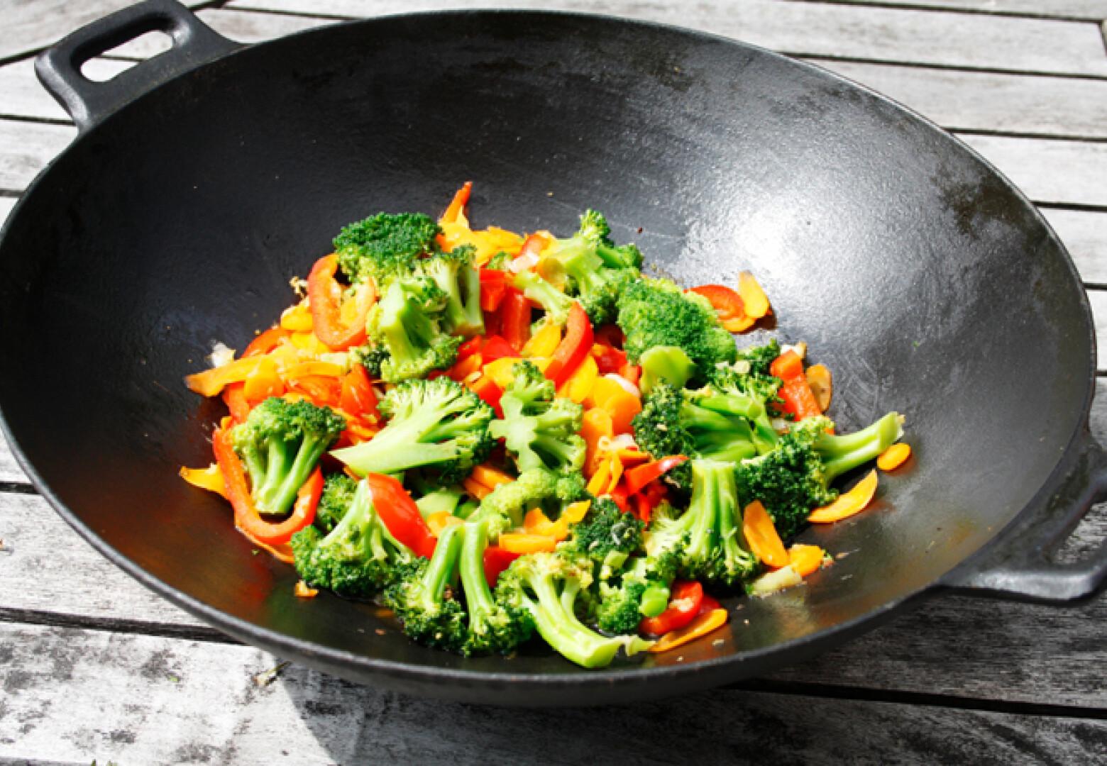 Thai zöldségkeverék