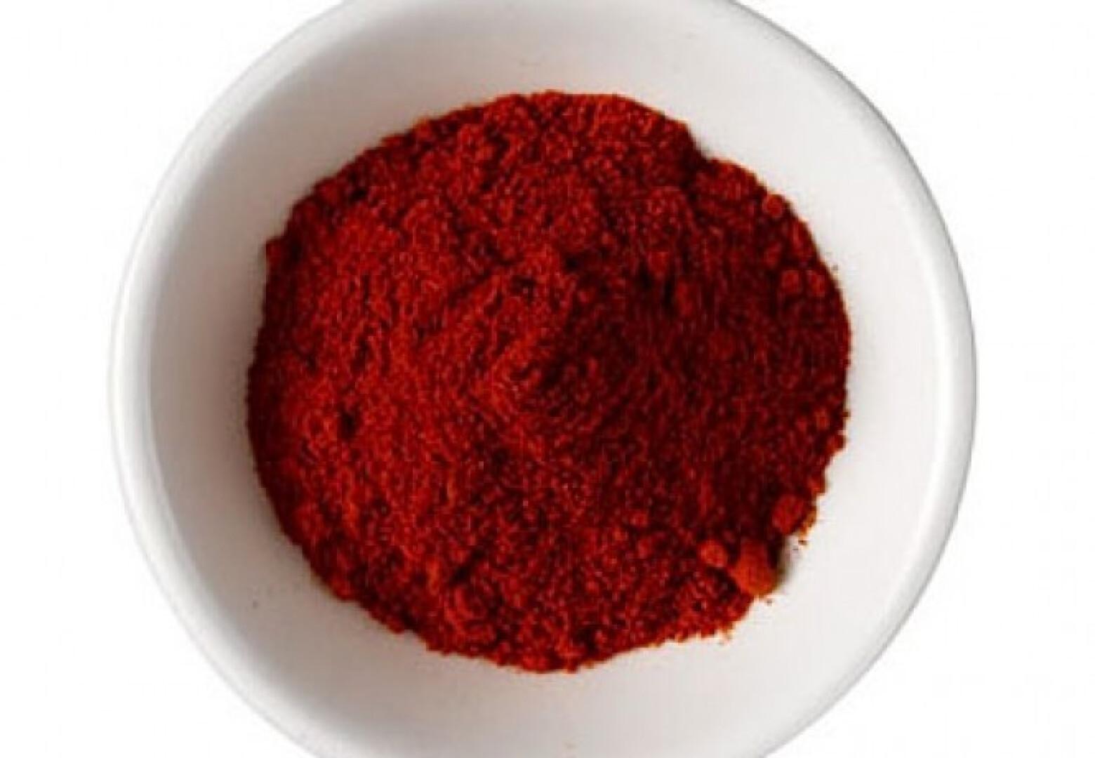 Füstölt pirospaprika