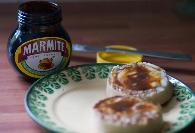Ezen a képen: Marmite