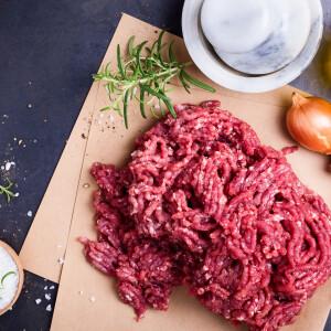 Darált sertéshús