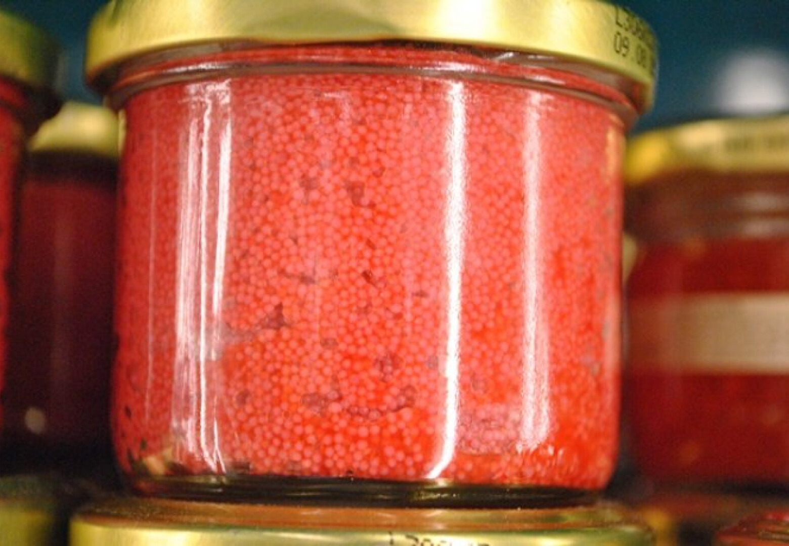 vöröskaviár