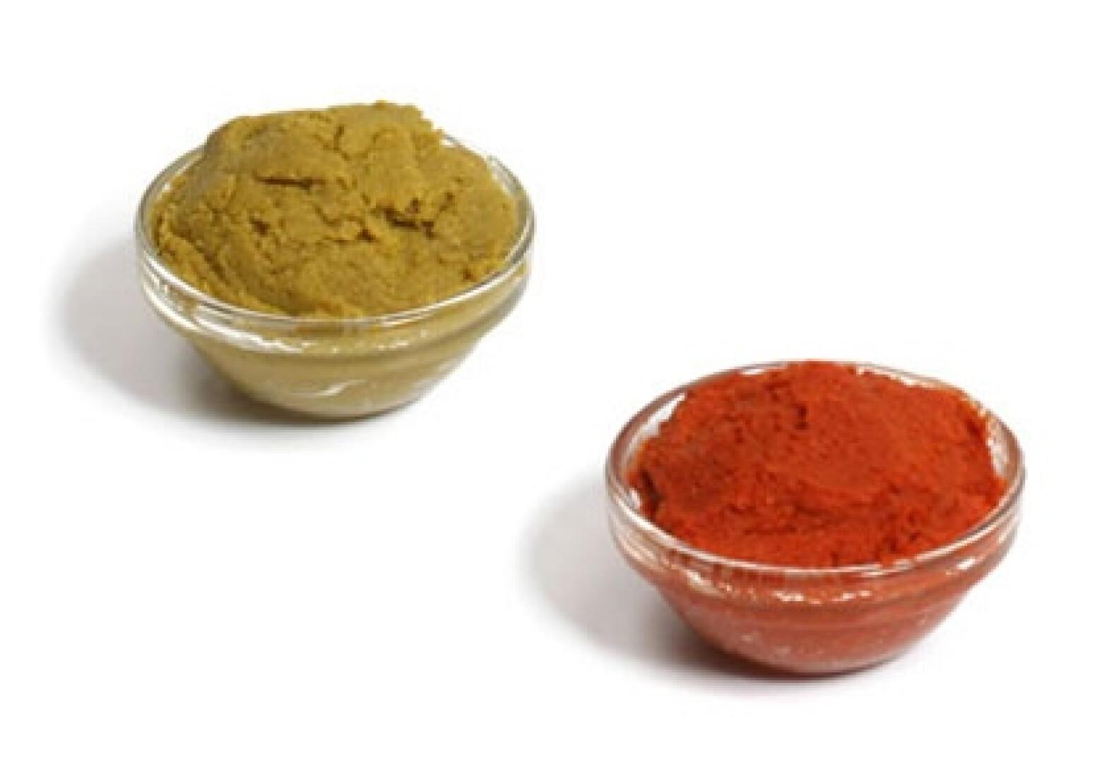 Curry paszta