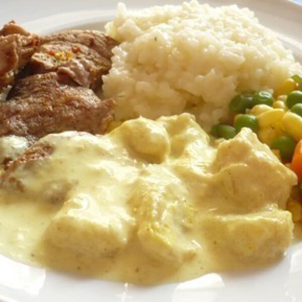 curry-s húsok