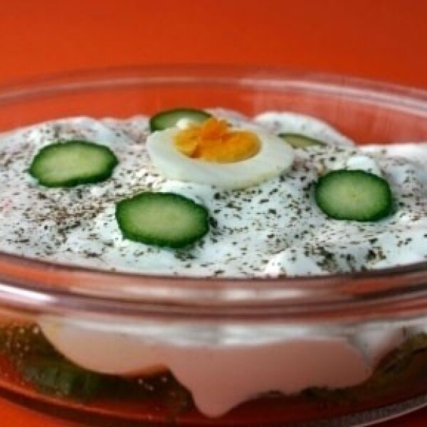 tojássaláta