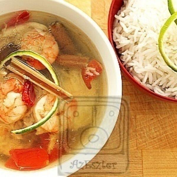 ázsiai levesek