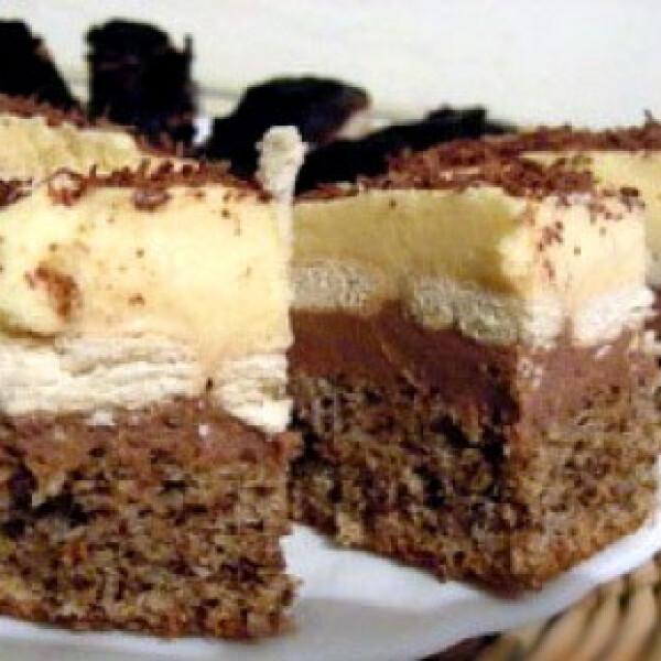 réteges sütemény