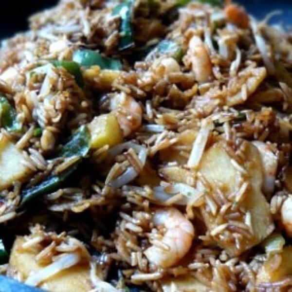 halas rizs