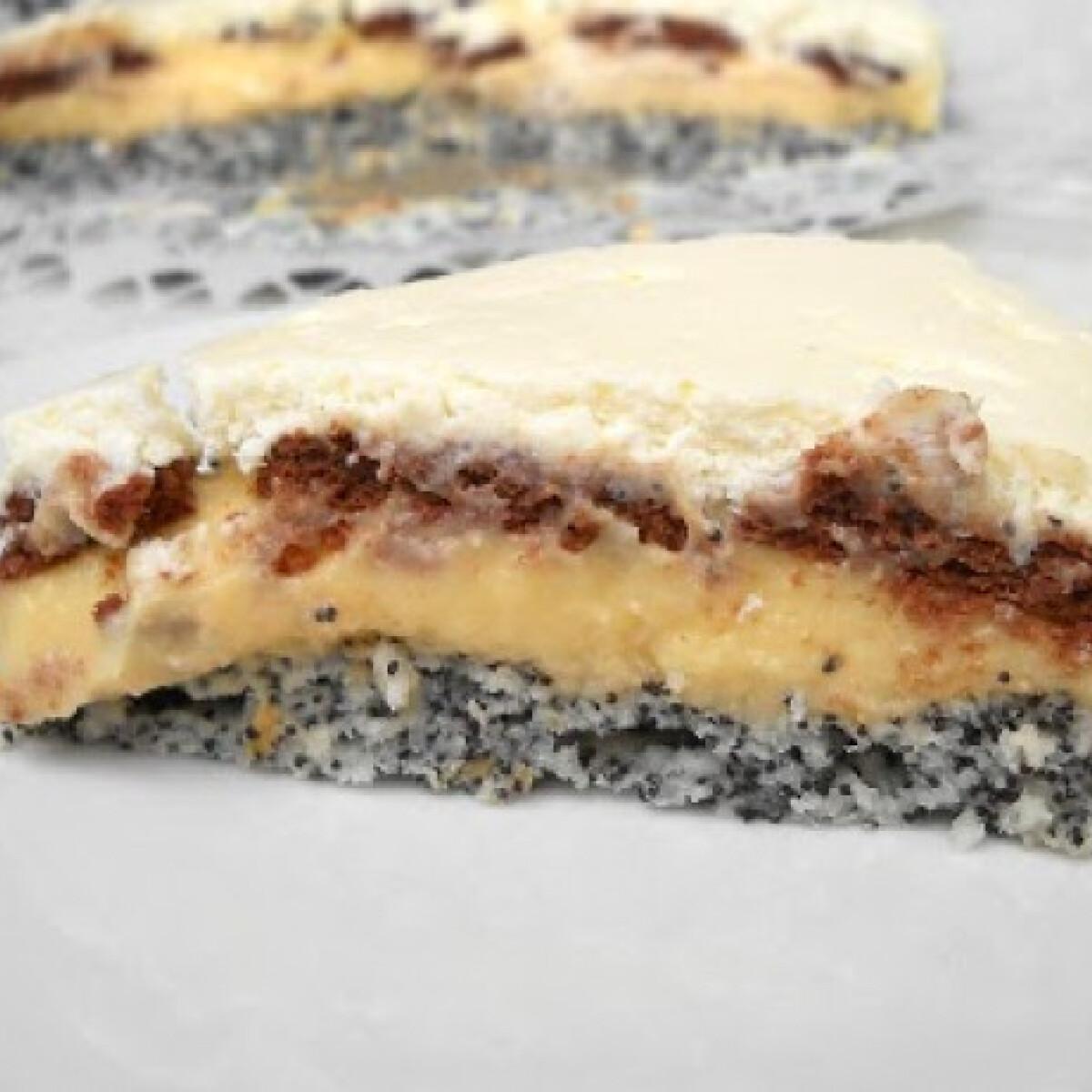 Ezen a képen: Erzsébet királyné tortája