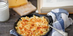 Mac and cheese Dacotától