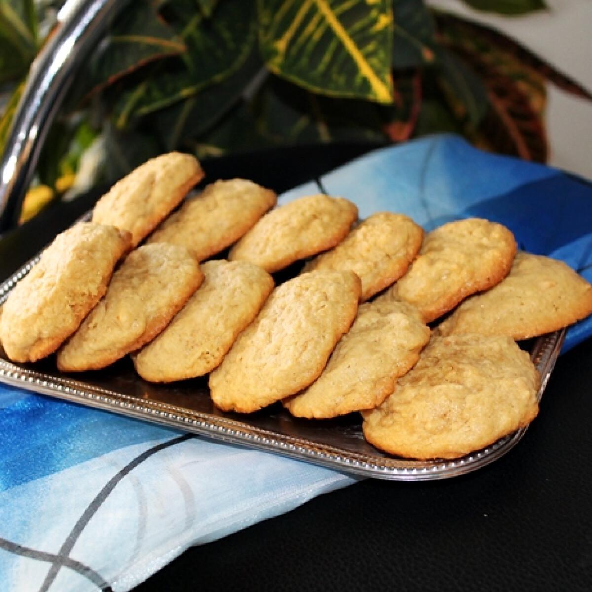 Ezen a képen: Mogyoróvajas keksz Amerikából