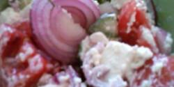 Görög saláta Gonoszka konyhájából