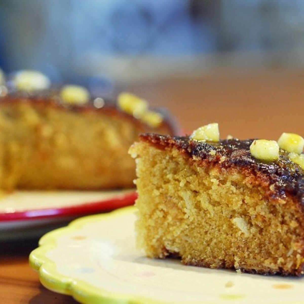 Ezen a képen: Clementine sütemény