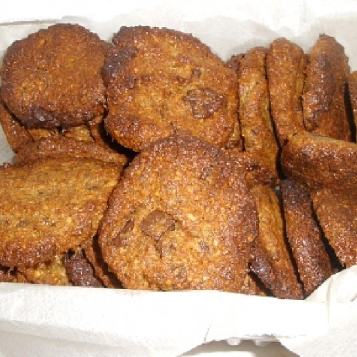 Ezen a képen: Variálható paleo keksz
