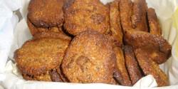 Variálható paleo keksz