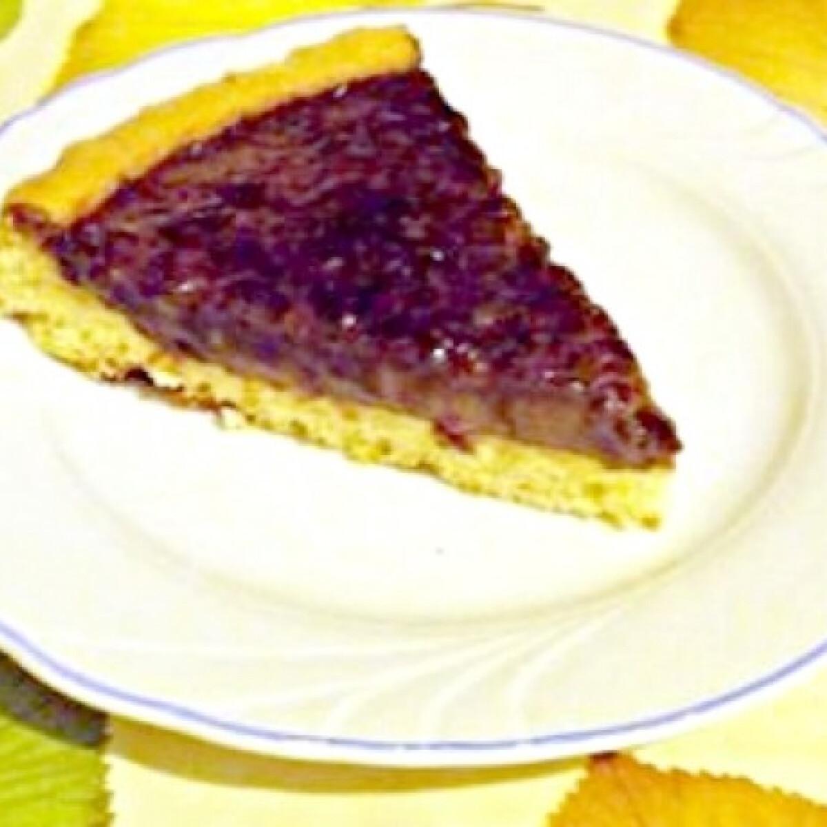 Pudingos tortácska