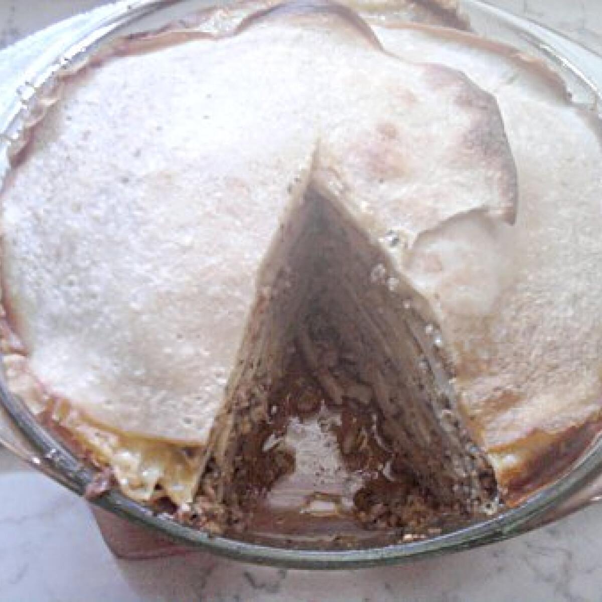 Ezen a képen: Rakott húsos palacsinta petione konyhájából